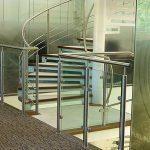 AJW Aviation Centre spiral staircas