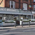 Barwest Fabrications glass balustrade Joe Brasserie