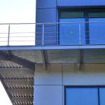 Aviation Centre balcony