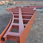 Barwest Fabrications link bridge
